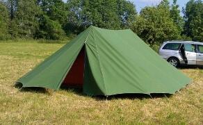 Tent SKAVT